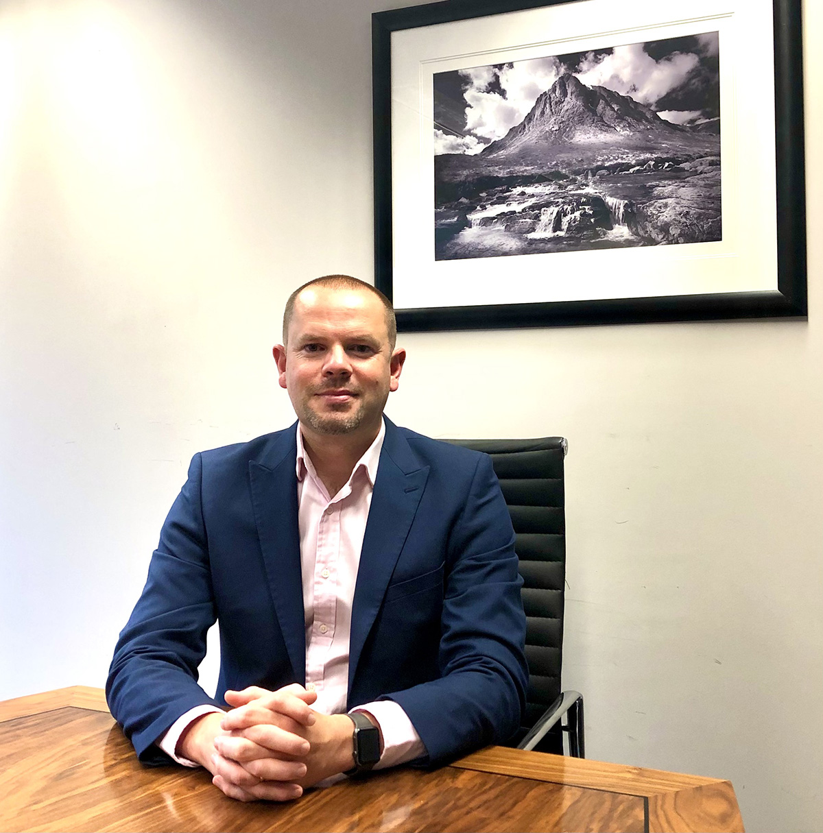 Andy Seldon - CEO Stonehouse